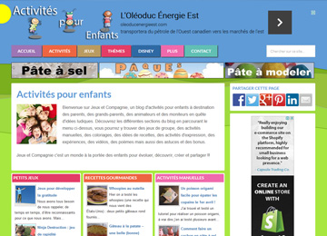 Exemples De Sites Con 231 Us Sous Wordpress